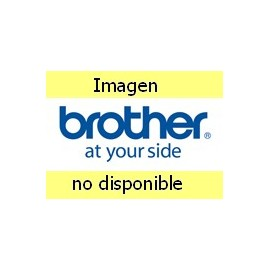 Brother Cinta laminada Amarillo / negro (Superadhesiva) 9mm