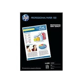 HP Papel LASER Glossy Professional A4 120gr 250Hojas
