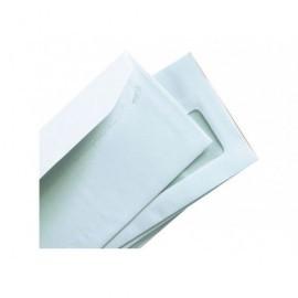 GALLERY Sobres Caja 500 ud 120X235 Offset Blanco 80 G Humectable Ventana derecha 40348
