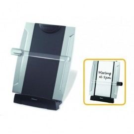 FELLOWES Atril de sobremesa 3 en 1 Office Suites A3 150 hojas negro/plateado 8033201