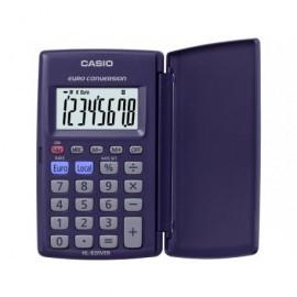 CASIO Calculadora de bolsillo HL-820 VER 8 digitos Pilas HL-820VER