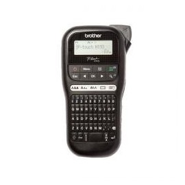 BROTHER rotuladora electrónica portátil PT-H110