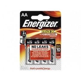 ENERGIZER Pilas alcalinas ultra plus + Pack 4 u AA LR6 636921