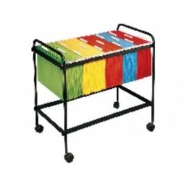 GIO Carro portacarpetas 100 ud A4 y folio 690X670X400 400021833
