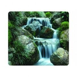 FELLOWES Alfombrilla para ratón rectangular ecológica Earth Serie cascada 5909701