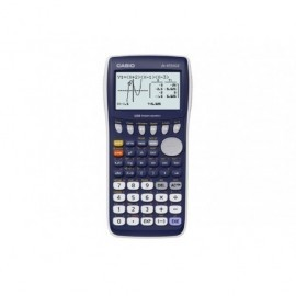 CASIO Calculadora Gráfica FX-9750G Gráfica 21 digitos Pilas Pantalla monocrómatica FX-9750GII