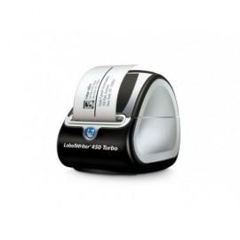 DYMO Rotuladora LW 450TURBO Negro/plata 51Ipm S0838840