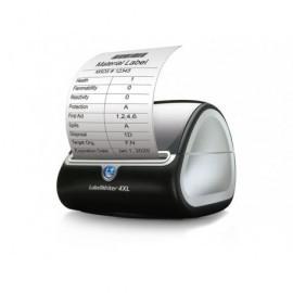 DYMO Impresora etiquetas  LabeWriter 4XL Etiqueta 10cm Negro/plata 53Ipm S0904950