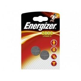 ENERGIZER Pilas Botón Pack 2 ud. CR2032 635803