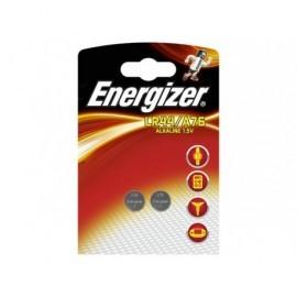 ENERGIZER Pilas Botón Pack 2 ud.  LR44/A76 Blister 623055