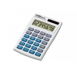 IBICO Calculadora 081X 8 digitos Solar /pilas IB410000