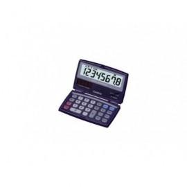 CASIO Calculadoras SL-100 VER 8 digitos Solar /pilas SL-100VER