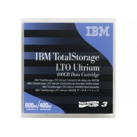 IBM Cartucho de datos LTO Ultrium de 400 GB 24R1922