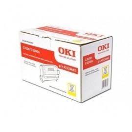 OKI Tambor Laser 42126662 Amarillo 14,000 paginas  42126662