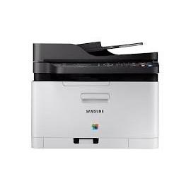 HP - Equipo Multifunción Láser Color Samsung SL-C480FW