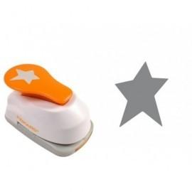 FISKARS Perforadora a presion Estrella Decorativa 1004641