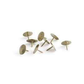 5* Chinchetas cobreadas Caja 150 Ud 11 mm 330151