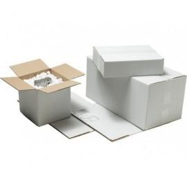 Caja Embalaje330x230x280 Blanca 332328