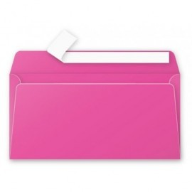 CLAIREFONTAINE Sobres Paquete 20 ud 110X220 Fucsia 120 G 075207