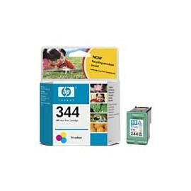 HP PSC-325/375/2355/2610/2710, Deskjet 5740/6540/6840,PSC-1610,PS-8150/8450 Cart.Col. Nº344, 14ml.