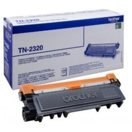 TONER BROTHER TN 2320 DCP L2500 L2520 L2540 HL L2300 L2340 L2360 L2365 MFC L2700 L2720 L2740 NEGRO 2 600 PÁG