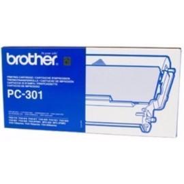 CONS TTR BROTHER PC301 FAX 921 931 CARTUCHO Y BOBINA FAX 235 PAG