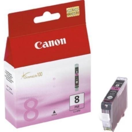 CARTUCHO INKJET CANON CLI 8PM PIXMA IP 6700D 6600D FOTO MAGENTA 0625B001