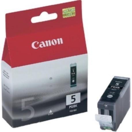CARTUCHO INKJET CANON PGI5BK DEP TINT NEGRA GRAN CAPACIDAD IP3000 4000 5000 6000 0628B001AA