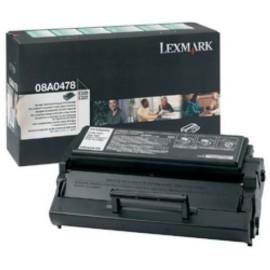 UNID IMPRESION LEXMARK 08A0478 NEGRO E320 322 RETB A R 6 000 PAG