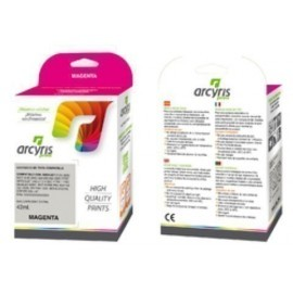 COMPATIBLE CANON INKJET BCI 3EY BJC 3000 6000 6001 S400 AMARILLO 14 ML