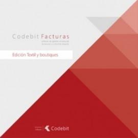 SOFTWARE CODEBIT FACTURAS EDICION TEXTIL
