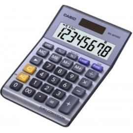 CALCULADORA SOBREMESA CASIO 8 DIGITOS MS 80 VER