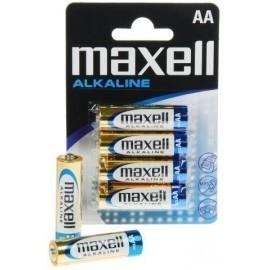 PILAS ALCALINA MAXELL LR06 BLISTER DE 4