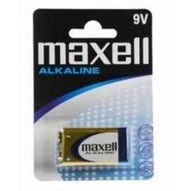 PILAS ALCALINA MAXELL LR09 6LF22 BLISTER DE 1