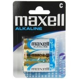 PILAS ALCALINA MAXELL LR14 BLISTER DE 2