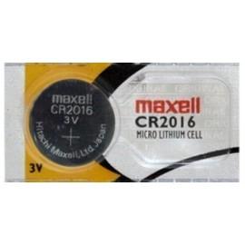 Pilas Maxell Micro Cr2016 3v Blister De 1 (M075)