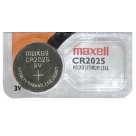 PILAS MAXELL MICRO CR2025 BLISTER DE 1