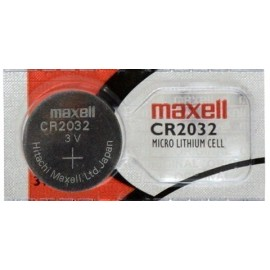 PILAS MAXELL MICRO CR2032 3V BLISTER DE 1