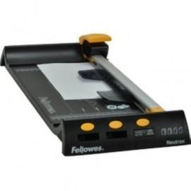 CIZALLA de RODILLO FELLOWES NEUTRON A4 Corte Longitud 320mm y capacidad 10h