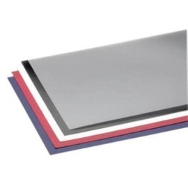 TAPA de ENCUADERNAR YOSAN A4 0 18 mm PVC TRANSLUCIDO VERDE