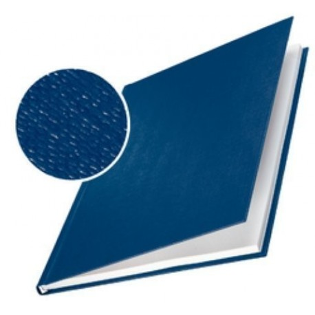 Tapa Leitz Impressbind A4 Rigida Classic 10,5 Mm (B) Azul Caja De 10