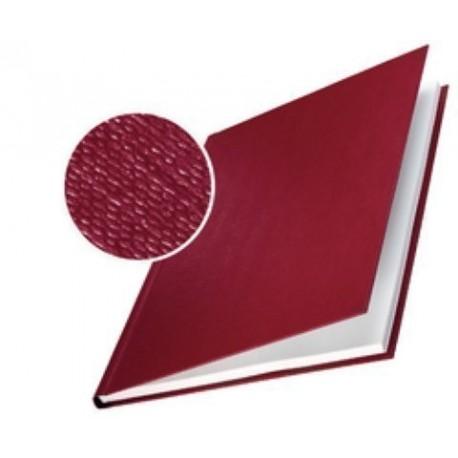 Tapa Leitz Impressbind A4 Rigida Classic 10,5 Mm (B) Burdeos Caja De 10