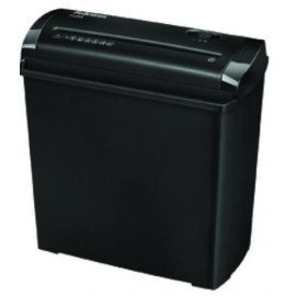DESTRUCTORA FELLOWES P 25S 5h TIRAS Nv seg 1 tira 7mm ancho 220mm dep 11L