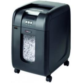 DESTRUCTORA REXEL AUTO 200X 7 200h PARTIC Nv seg 4 particula 4x40mm dep 34L Alimentador automático de 200h