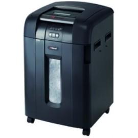 DESTRUCTORA REXEL AUTO 600X 10 600h PARTIC Nv seg 4 particula 4x40mm dep 80L Alimentador automático de 600h