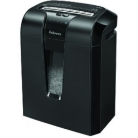 DESTRUCTORA FELLOWES 63Cb 10h PARTIC Nv seg 3 particula 4x50mm ancho 230mm dep 19L