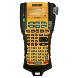 MAQUINA de ROTULAR DYMO INDUSTRIAL ELECTRONICA RHINO 5200 KIT