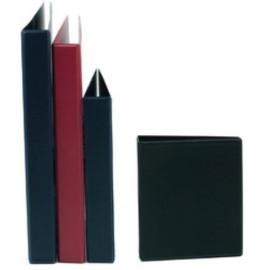 CARPETA de ANILLAS IBERPLAS PVC OFICINA 4 4 an 25mm AZUL