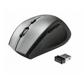 TRUST Pack teclado + ratón inalámbricos Tecla usb negro 18045