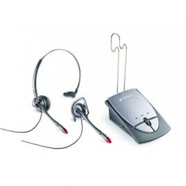 PLANTRONICS Auricular S12 monoaural tlf.fijo convertible gancho oreja/diadema 36784-01